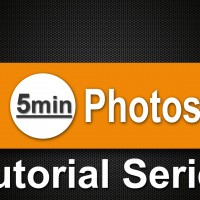 5 Minutes Photoshop a new Tutorial Series